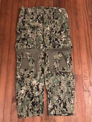 Crye Precision Aor2 Combat Pants 34r Nsw Seal Sof