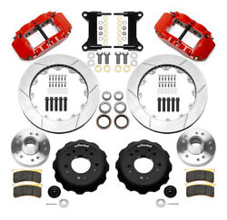 140 15949 R Brake Kit Front Fits/for Gm C1500 88 98 5 Lug 13.06in Rtr