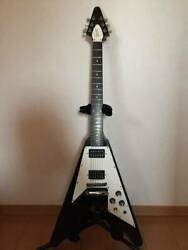 Gibson Flying V 1967 Reissue 1999 Electric Guitar With Hard Case Japan Shipped