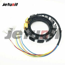 Outboard Stator For Mercury/force 2-stroke 2-4cyl 16-amp 398-9873a25 398-9710a17