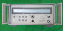Hp 5348a Counter/power Meter 10hz To 26.5ghz