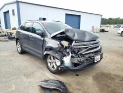 Driver Front Door Tempered Glass Fits 15-19 Edge 2400156