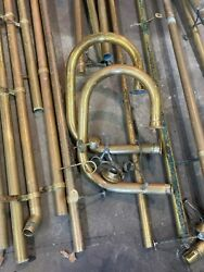 Great Condition Antique Brass For Sale From Famous Local Bar