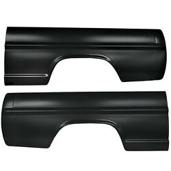 19671969 Ford Truck Bedside Assembly 6.5 Styleside W/rear Corner Panel Pair