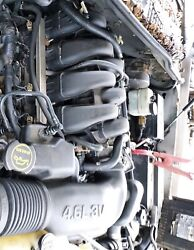 Ford Explorer/mountaineer 4.6 Engine 102000 Miles Free Shipping 2006-2008