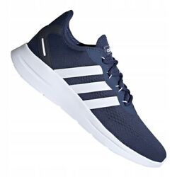 Adidas Lite Racer Rbn 2.0 M Fw3247 Shoes White Navy