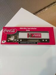 Athearn -coca Cola Limited Edition Series Kenworth Truck With 45' Trailer In Box