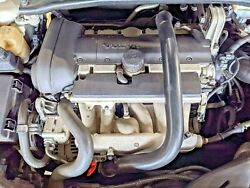 2008 Volvo S60 Engine 2.5l Turbocharged 5-cylinder B5254t2 Motor With 86k Miles