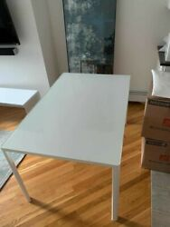 Kartell Zooom Table Discontinued 2016 Vintage Extendable Good Condition