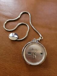 Citizen Seven Star Deluxe Vintage Automatic Pocket Watch Very Rare