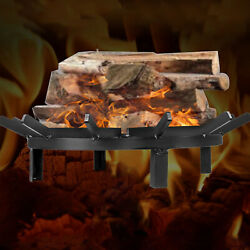 12/16/20/24/28/32/36/40 Inch Wheel Fire Gratefire Pit Log Grate Fire Pit Round