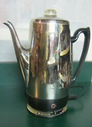 Vintage General Electric Automatic Coffee Maker - Electric