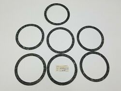 7 Pcs Continental 600400-00 Gasket Turbo Housing 643932 Aircraft Replacement Nos
