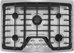 Electrolux Ew30gc60ps 30 5 Sealed Burners Gas Cooktop Stainles Steel