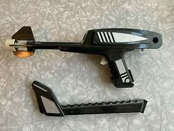 Rare Daisy Decoder Electronic Toy Gun / Rifle Vintage 1980and039s W/ Stock