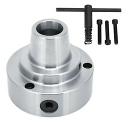 Collet Chucks For 0.1 1.1in With Chuck Wrench 5c Collet For Lathe Use