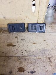 Dodge Van Power Window Switches Both Master Driver And Passenger Side 1994-1996