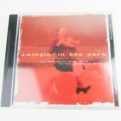 The Salvation Army Cd Swingin In The Park Melbourne Staff Band 1990 Sealed New