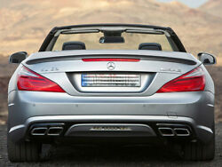 Mercedes R231 Sl63 Diffuser And Tailpipes Package