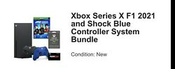 Sold Out Xbox Series X F1 Racing Bundle From Gamestop