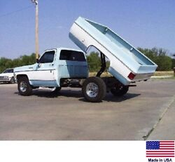 Pickup Bed Dump Kit 1987 And Older Chevy/gmc Pickups W/8 Ft Beds-power ↑ Gravity ↓