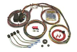 10127 Painless Wiring 10127 21 Circuit Customizable Color Coded Chassis Harness