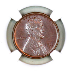 1911-s Ms63 Bn Ngc Lincoln Wheat Penny Superb Registry Quality Collection