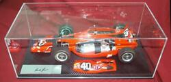 New Replicarz 1/12 40 1967 Indy 500 Paxton Turbine Signed By P Jones With Case