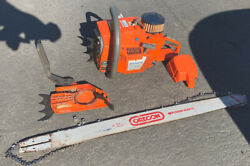 Husqvarna 395 Xp With 36andrdquo Bar And Chain And Scabbard Includes New Big Dawgs