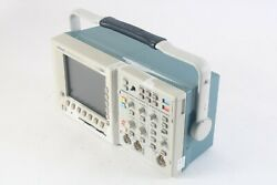 Tektronix Tds 3032 Two Channel Color Digital Phosphor Oscilloscope With Options