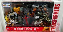 Transformers - Grimlock - Evolution Pack - Toys R Us Exclusive - New Misb
