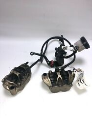 2009 Cbr1000rr Front Brakes Calipers Master Cylinder 21.420