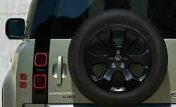 Land Rover Defender 20 New Wheel And Snow/winter 5 Tire Package With Tpms