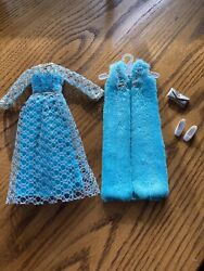 Francie Doll's Twilight Twinkle Outfit 3459 For Barbie's Cousin - Rare