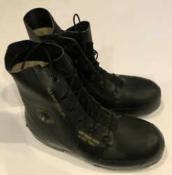 U.s. Military Bata Mickey Mouse Extreme Cold Weather Boots Size 12 R Vintage 78