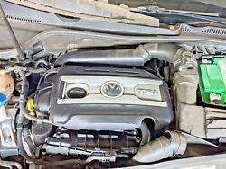 2015 Volkswagen Eos 2.0l Turbo Engine Assembly With 48200 Miles 14-16