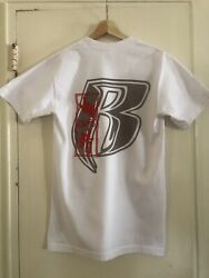 Vintage Mc Jin Ruff Ryders Learn Chinese Rap Tee The Rest Is History T-shirt