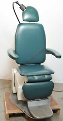 Global Smr Maxiselect S270000 Ent Power Exam Chair With Full Swivel - Green