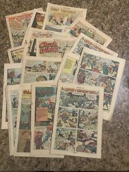 Treasure Chest Of Fun And And Fact Religious Christian Catholic Comic Book Lot 16