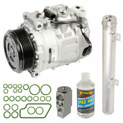 For Mercedes Gl320 And Gl350 Oem Ac Compressor W/ A/c Repair Kit Csw