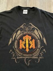Vintage 1992 My Life With The Thrill Kill Kult T-shirt Size Xl Kooler Than Jesus