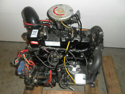Mercruiser 3.0 Motor Engine Alpha 1 Gm 4cyl 140 Hp Complete Drop In