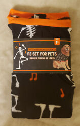Halloween Dog PJ#x27;s for Pets Size M