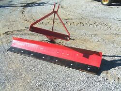 New Tennessee River 7 Ft. Slider Blade Free 1000 Mile Delivery From Kentucky