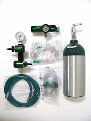 Aviation Pilot Oxygen System Dual Control -new By Delta Airking