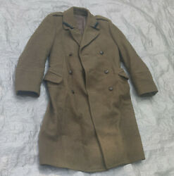 Old Polish Army Officer Coat - Very Rare - Bargain