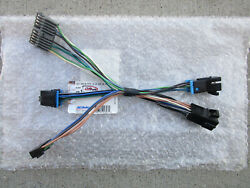 1995 Gmc Yukon A/c Heater Climate Temperature Control Adapter Wire Harness New
