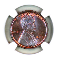 1914-p Ms65 Bn Ngc Lincoln Wheat Penny Superb Registry Quality Collection
