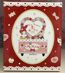 My Melody Music Box With Photo Frame 2014 Christmas Super Rare
