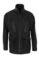 Tom Ford Jacket Menand039s 52 Black Cotton One Color